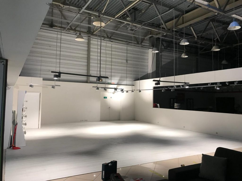 ремонт магазина MOON