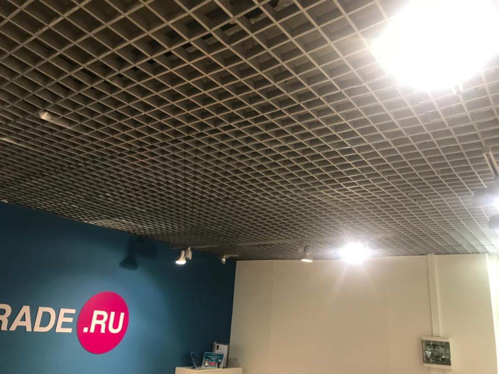 Ремонт магазина MOON-Trade в Мегаком-Интерьер в Москве